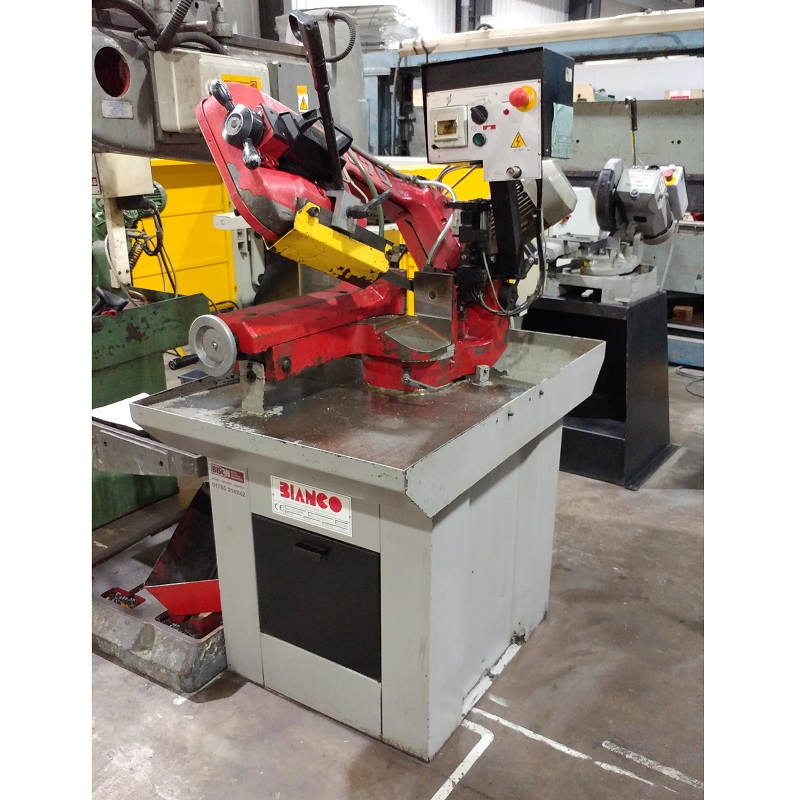 USED - Bianco 270M Pull Down Bandsaw