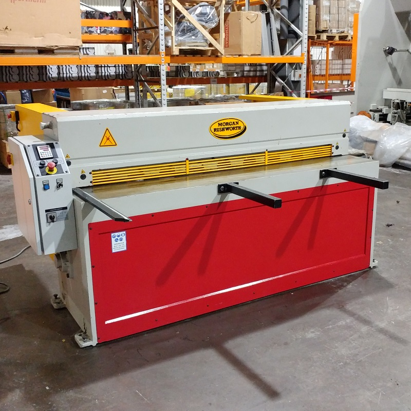 USED - Morgan Rushworth RGMS 2050/3 Powered Guillotine 415V