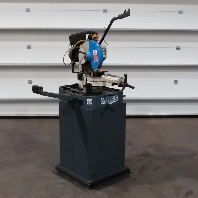 USED -  Macc  NEW 300 DV Circular Saw