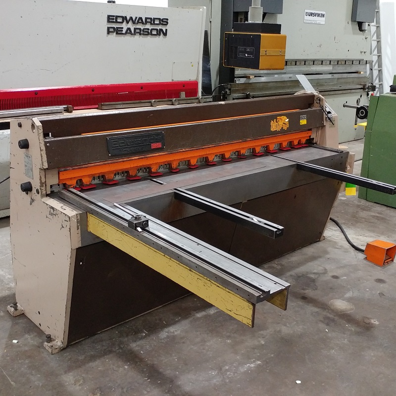 USED - Edwards DD 2000x3.5mm Guillotine