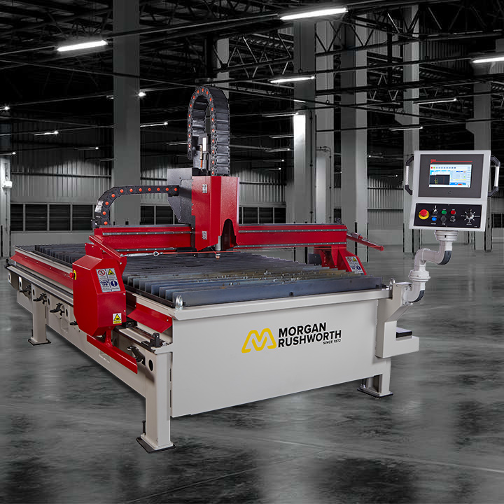 Morgan Rushworth ECP Compact CNC Plasma Cutting Machines