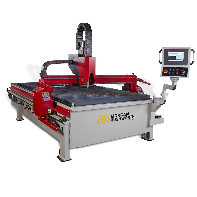 Morgan Rushworth ECP Compact CNC Plasma Cutting Machines