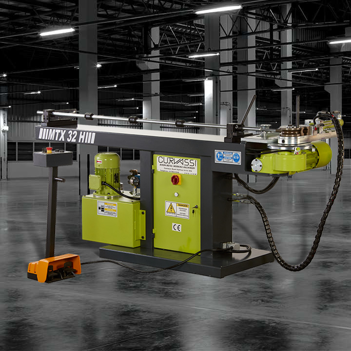 Curvassi Mandrel Bending Machines