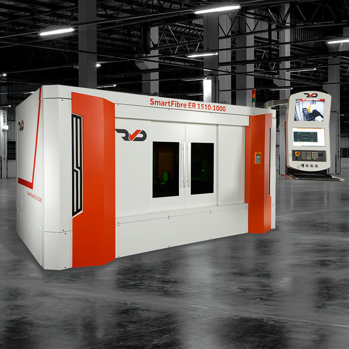 RVD Compact Fibre Laser Cutting Machines