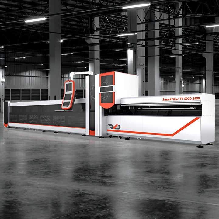 RVD Tube Laser Cutting Machines