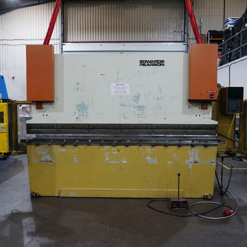 USED - Edwards Pearson SE 3100mm x 100T CNC Hydraulic Pressbrake