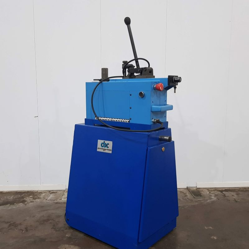 EX DEMO - CBC UNI42 Tube Bending Machine 240V
