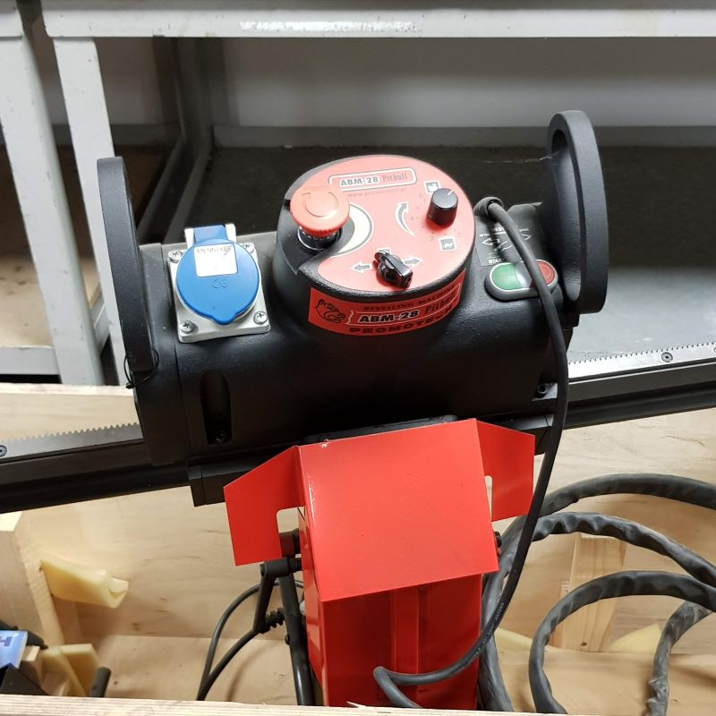 EX DEMO - Promotech ABM28 Bevelling Machine