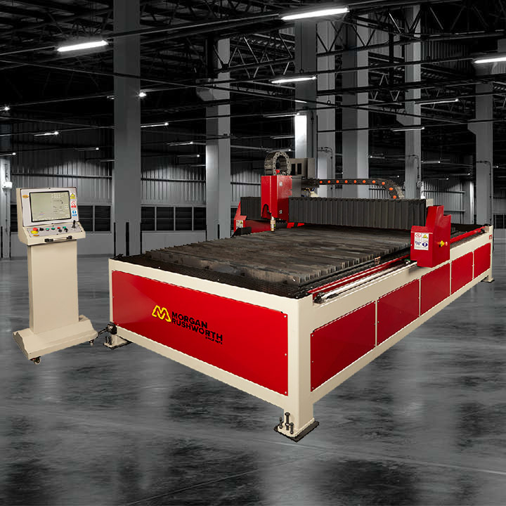 Morgan Rushworth ACP Compact CNC Plasma Cutting Machines