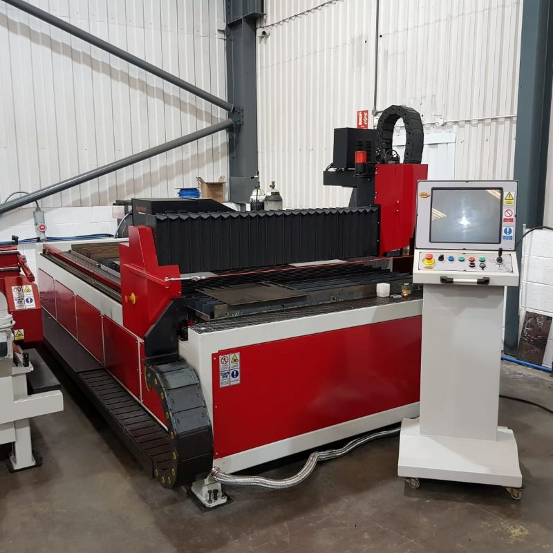 USED - Morgan Rushworth ACP 1530/260 Compact CNC Plasma Cutting Machine