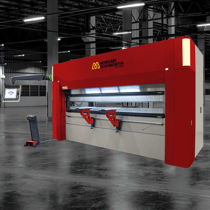 Morgan Rushworth XPE Servo Electric Press Brakes