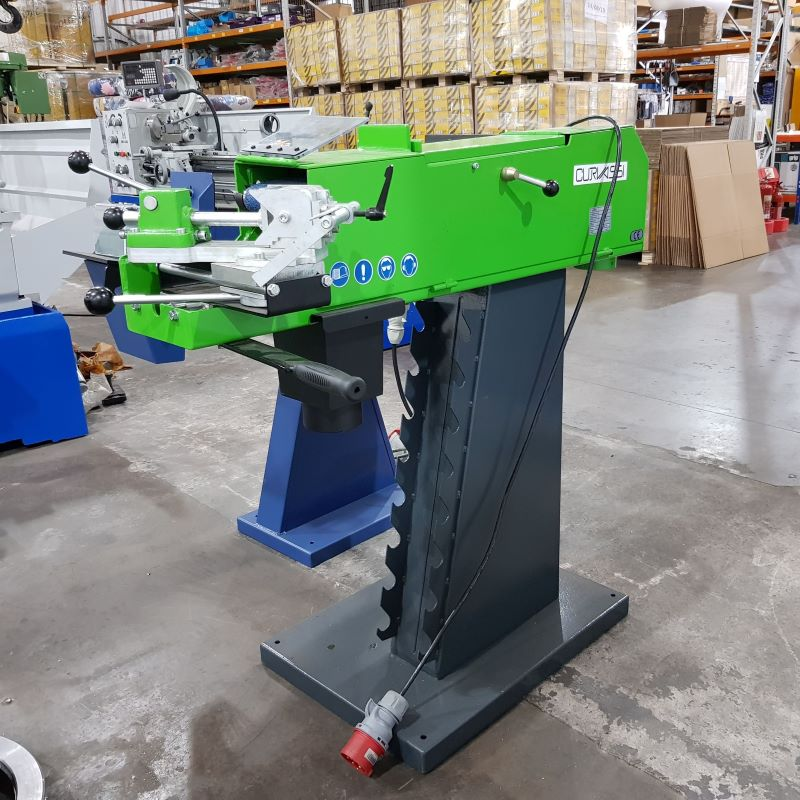 EX DEMO - Curvassi APS 100 Pipe Notching Machine 415V