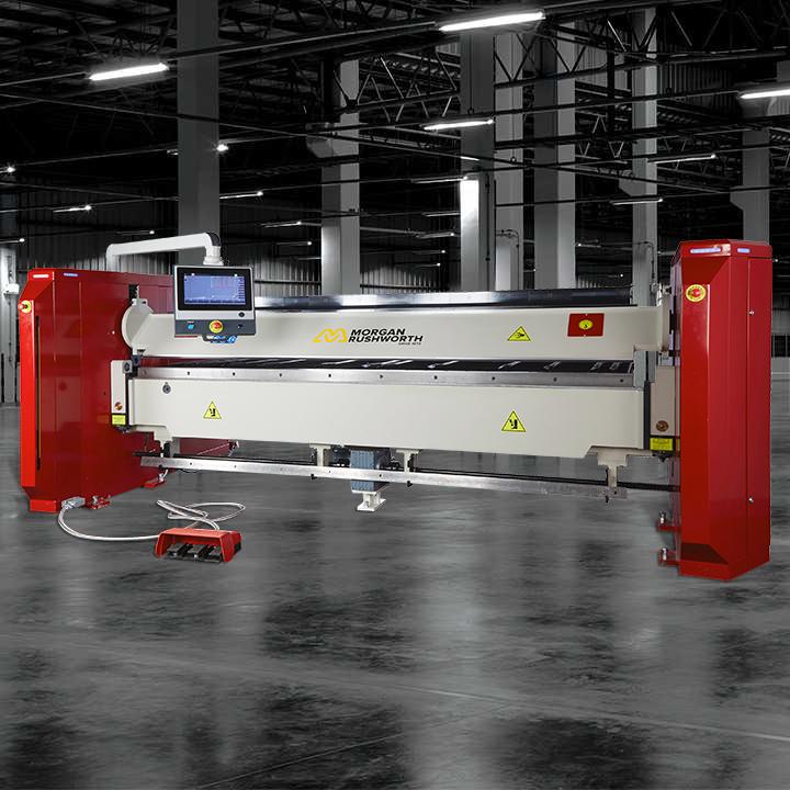 Morgan Rushworth EXR CNC Folding Machines