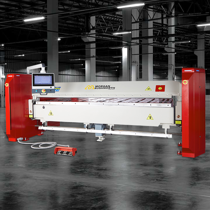 Morgan Rushworth ESR CNC Folding Machines