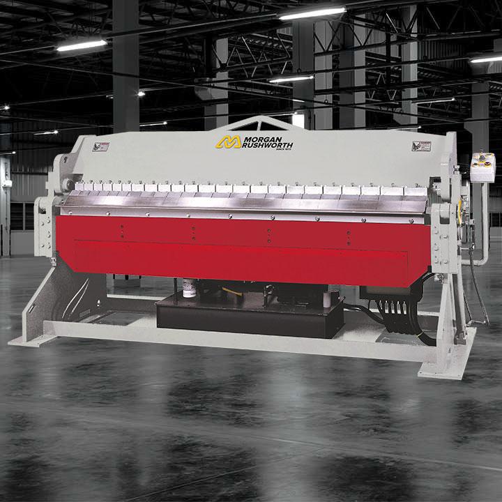 Morgan Rushworth HBP Hydraulic Box & Pan Folders