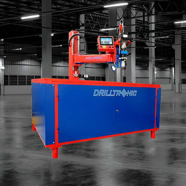 Volumec Drilling and Tapping Machines