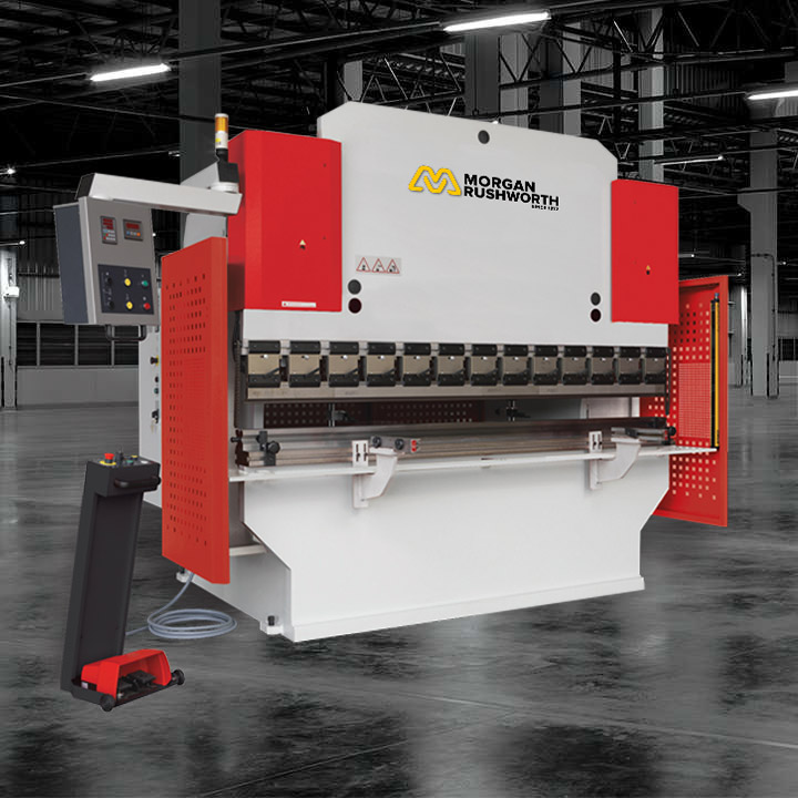 Morgan Rushworth PB CNC Hydraulic Press Brakes