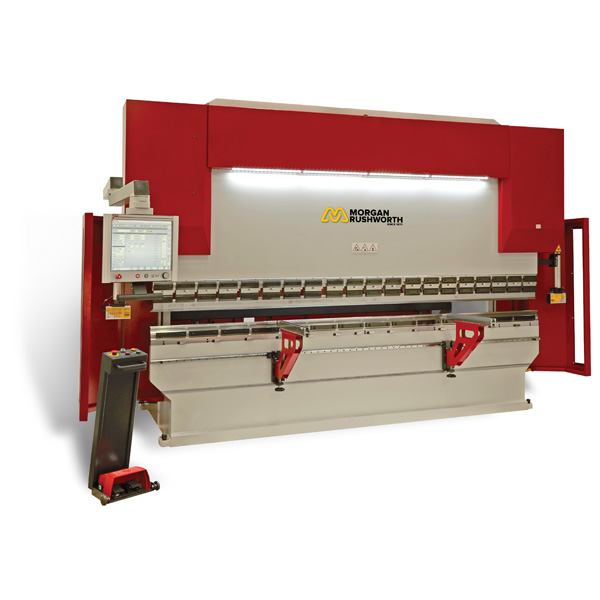 Morgan Rushworth PBS CNC Hydraulic Pressbrakes