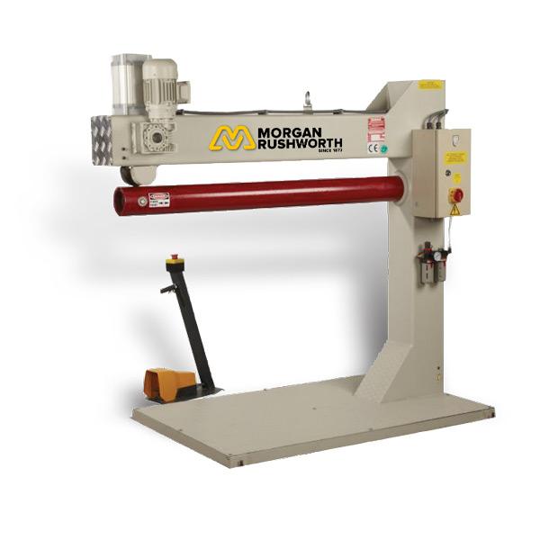 Morgan Rushworth MS, PS & HPS Swaging Machines