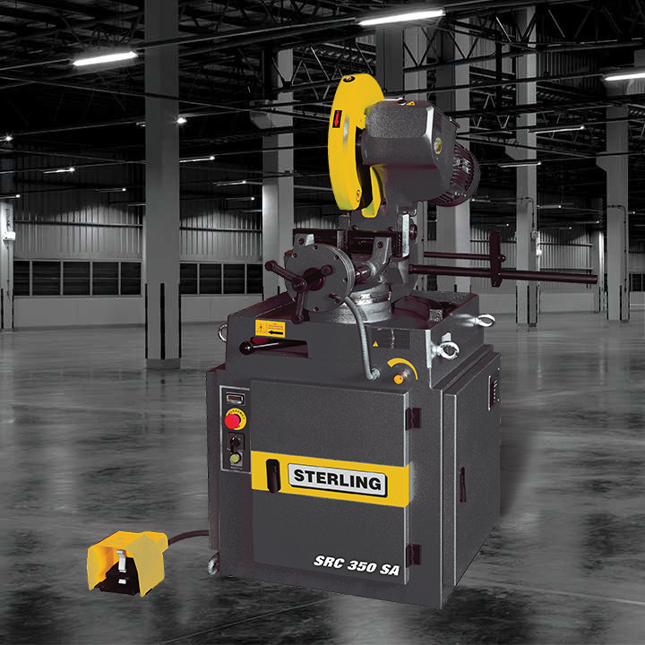 Sterling Semi-Automatic Circular Saws