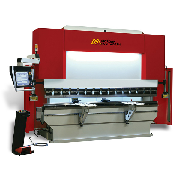 Morgan Rushworth PBXS CNC Hydraulic Press Brakes