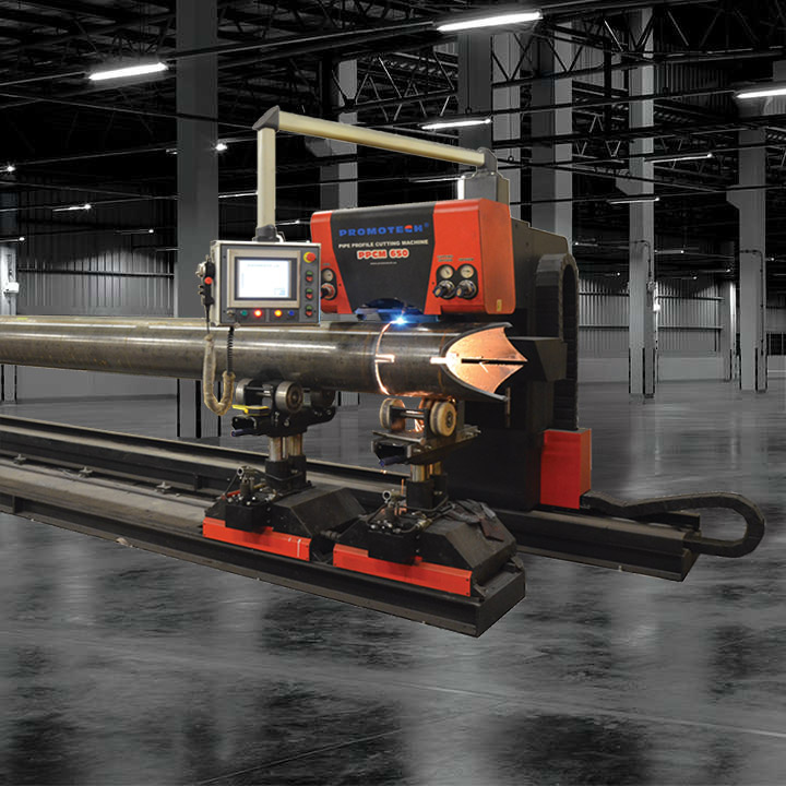 Promotech PPCM Pipe Profile Cutting Machines