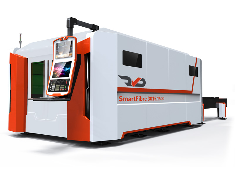 RVD Fibre Laser Cutting Machines