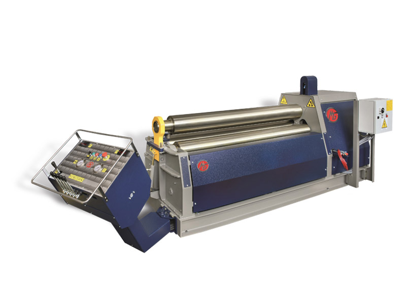 MG Series G Hydraulic 3-Roll Plate Bending Rolls