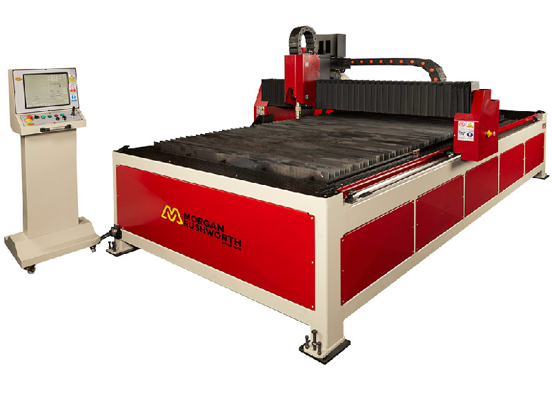 Morgan Rushworth ACP Compact CNC Plasma Cutting Machines