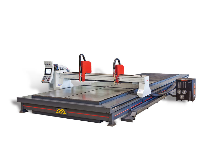 Morgan Rushworth HDPX High Definition CNC Plasma Cutting Machines