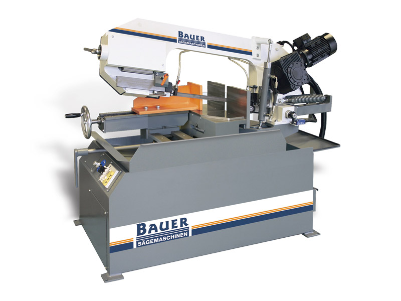 Bauer Manual & Semi-Automatic Bandsaws