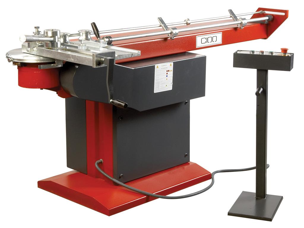 Curvassi Universal Bending Machines