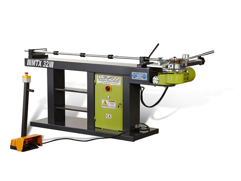 Curvassi C100 Universal Bending Machine for Tube & Bar