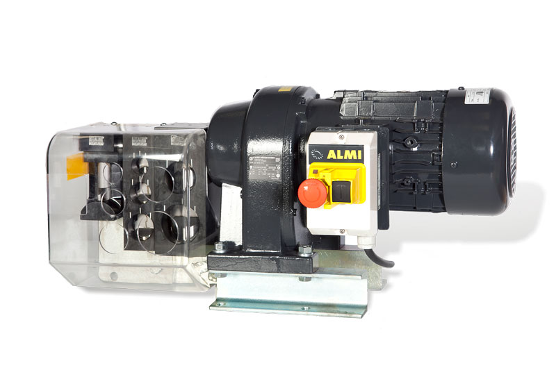 Almi Motorised Tube Notchers