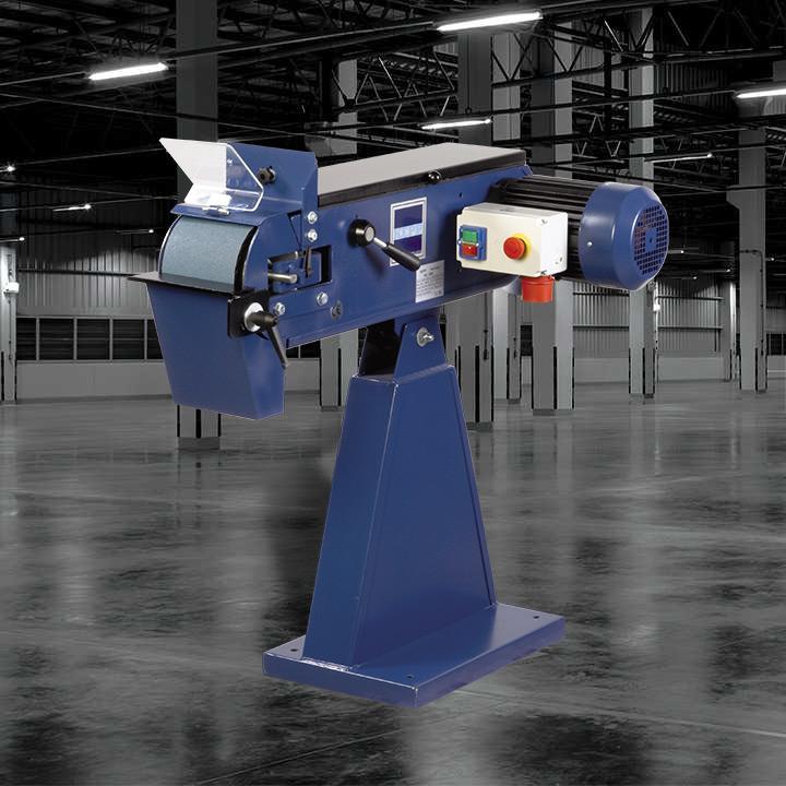 Grinding & Deburring Machines