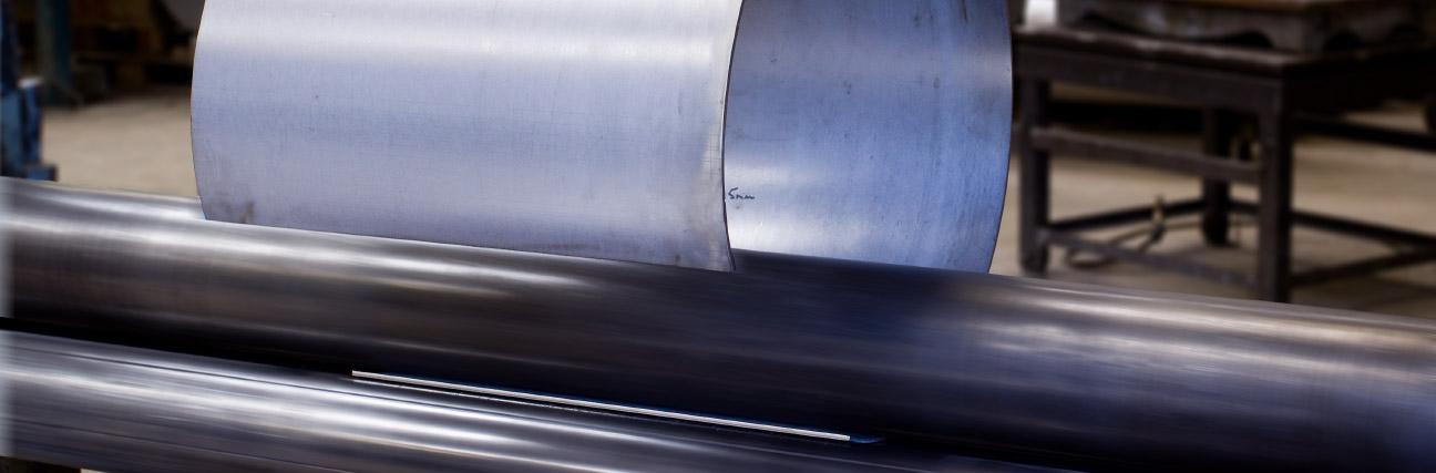 NC & CNC SHEET BENDING ROLLS